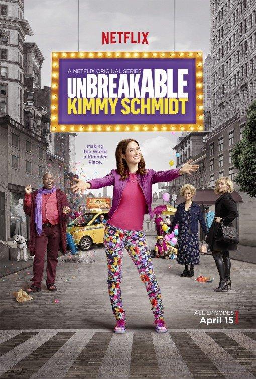 Netflix Serie - Unbreakable Kimmy Schmidt - Nu op Netflix