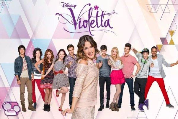 Netflix Serie - Violetta - Nu op Netflix