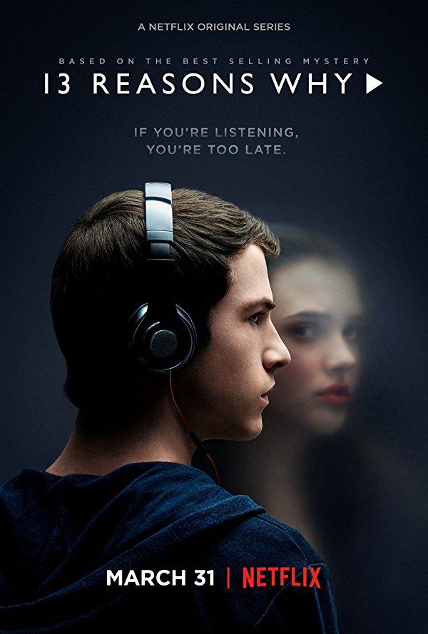 Netflix Serie - 13 Reasons Why - Nu op Netflix