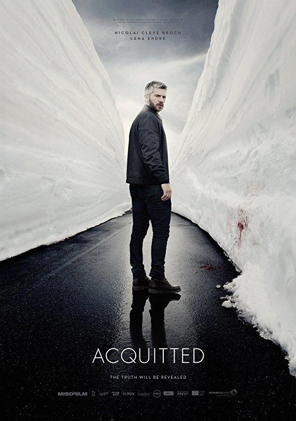 Netflix Serie - ACQUITTED - Nu op Netflix