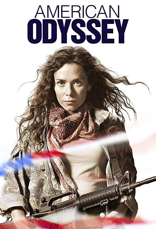 Netflix Serie - American Odyssey - Nu op Netflix