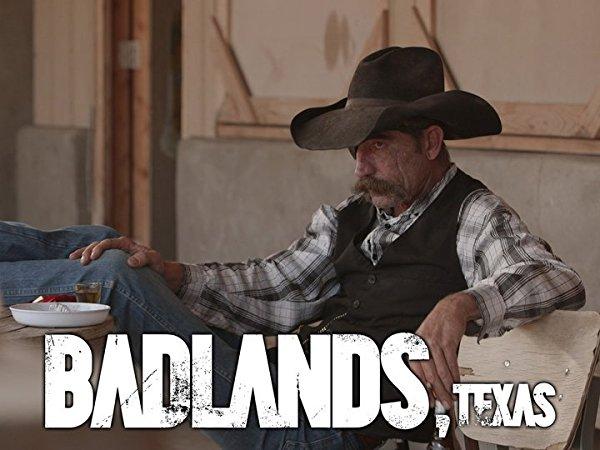 Netflix Serie - Badlands, Texas - Nu op Netflix