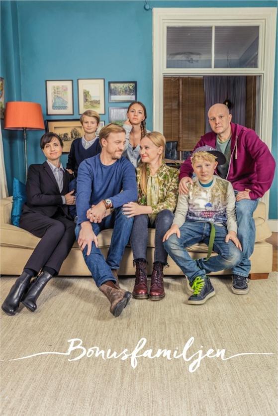 Netflix Serie - Bonusfamiljen - Nu op Netflix