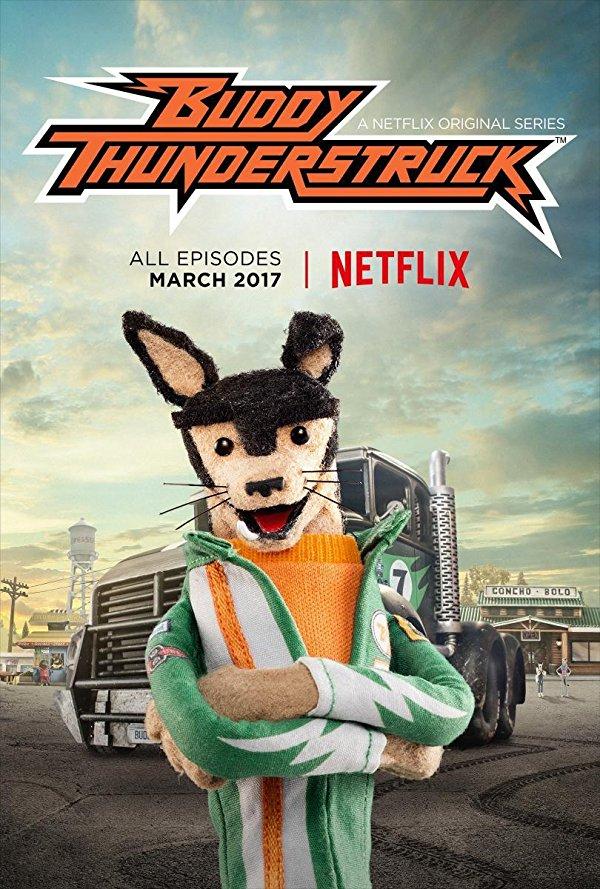 Netflix Serie - Buddy Thunderstruck - Nu op Netflix