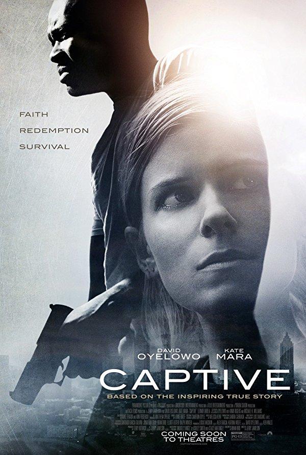 Netflix Serie - Captive - Nu op Netflix