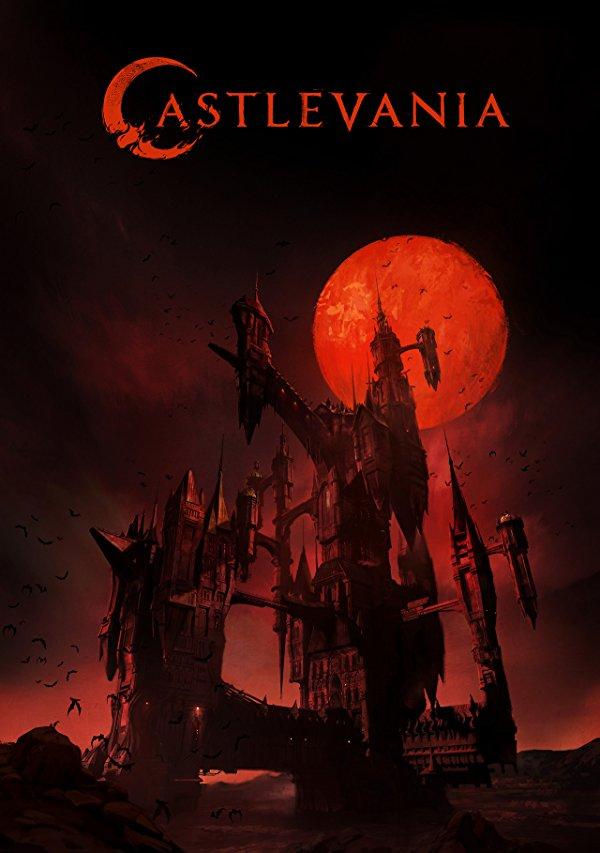 Netflix Serie - Castlevania - Nu op Netflix