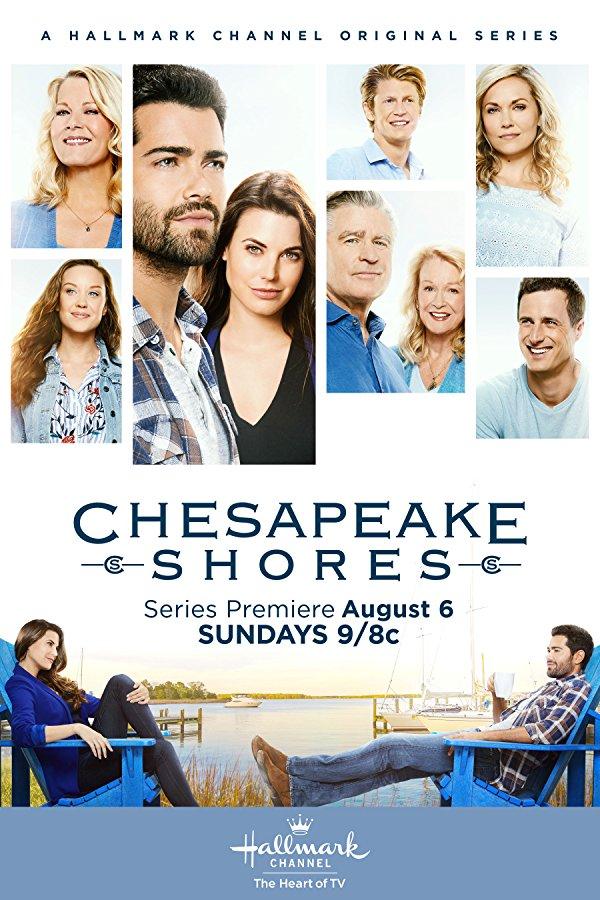 Netflix Serie - Chesapeake Shores - Nu op Netflix