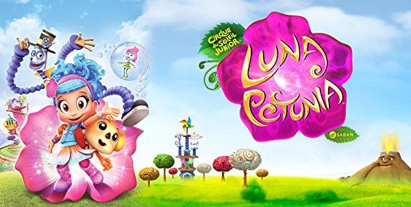 Netflix Serie - Cirque du Soleil – Luna Petunia - Nu op Netflix