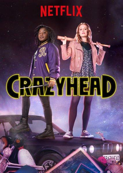 Netflix Serie - Crazyhead - Nu op Netflix