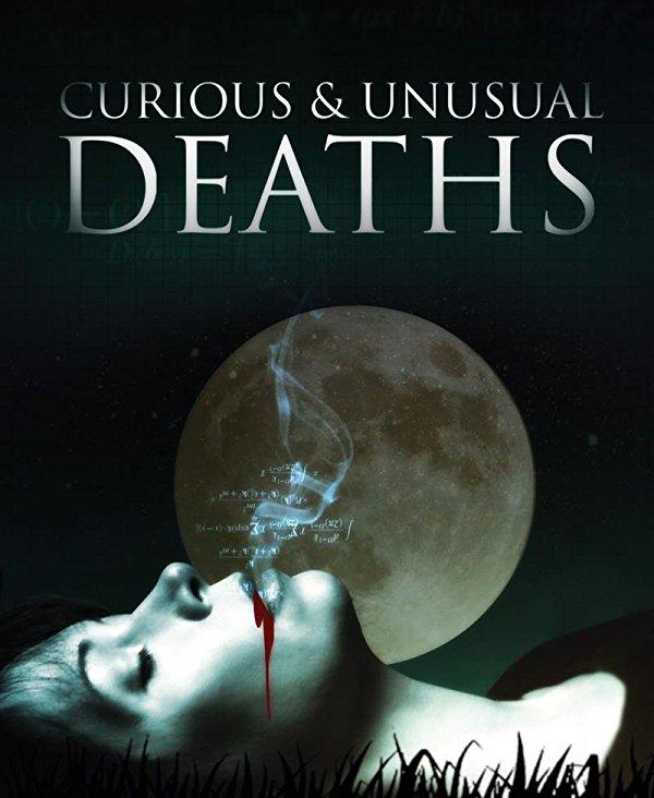 Netflix Serie - Curious and Unusual Deaths - Nu op Netflix