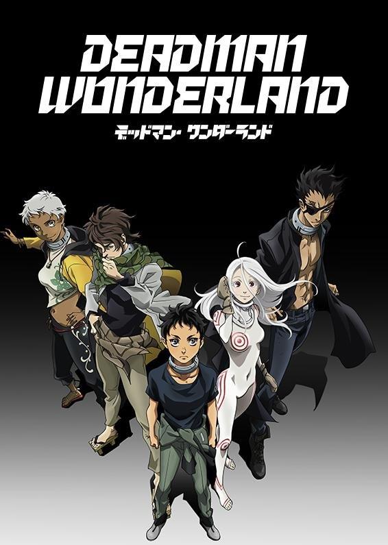 Netflix Serie - Deadman Wonderland - Nu op Netflix