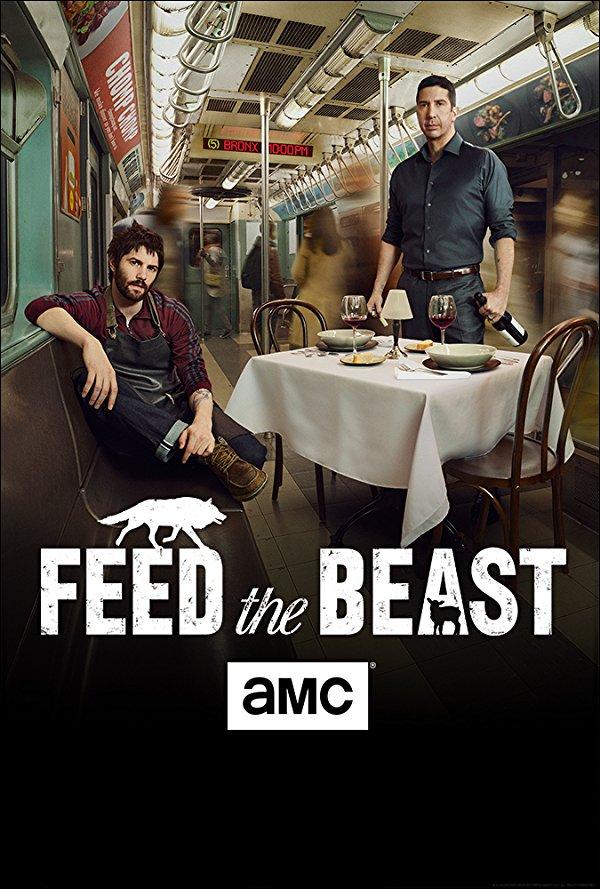 Netflix Serie - Feed the Beast - Nu op Netflix