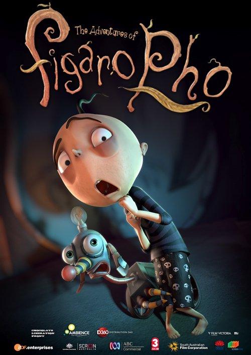 Netflix Serie - Figaro Pho - Nu op Netflix