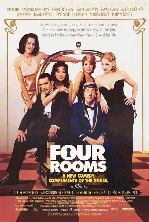 Netflix Serie - Four Rooms - Nu op Netflix