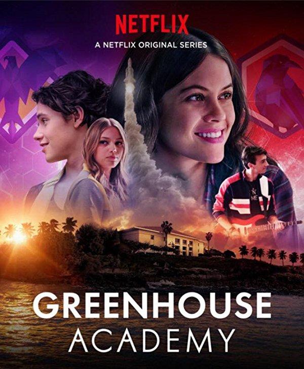 Netflix Serie - Greenhouse Academy - Nu op Netflix