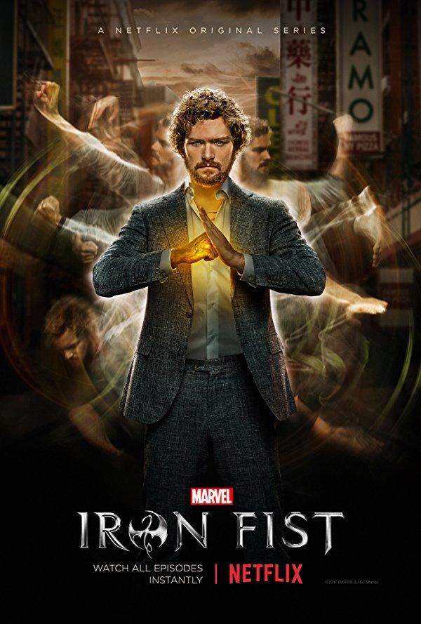 Netflix Serie - Iron Fist - Nu op Netflix