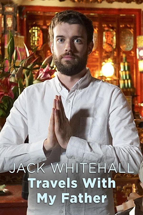 Netflix Serie - Jack Whitehall: Travels with my Father - Nu op Netflix
