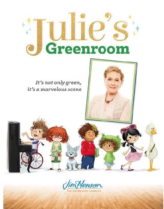 Netflix Serie - Julie's Greenroom - Nu op Netflix