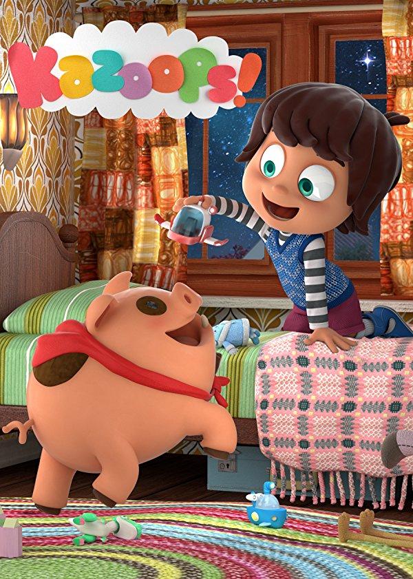 Netflix Serie - Kazoops! - Nu op Netflix