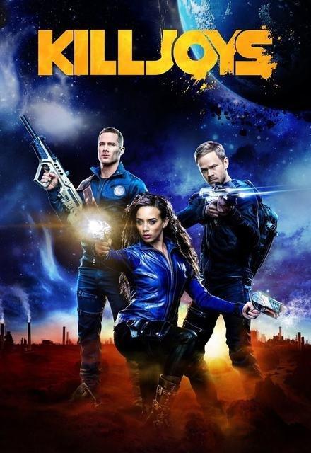 Netflix Serie - Killjoys - Nu op Netflix