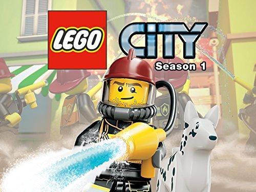 Netflix Serie - LEGO: City - Nu op Netflix