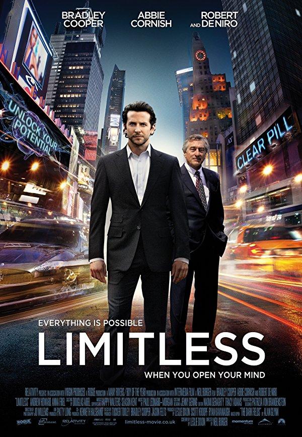 Netflix Serie - Limitless - Nu op Netflix