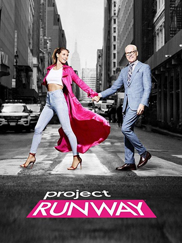 Netflix Serie - Project Runway - Nu op Netflix