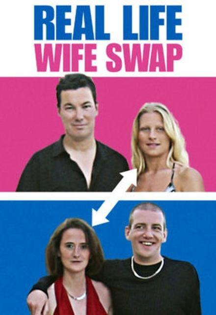Netflix Serie - Real Life Wife Swap - Nu op Netflix