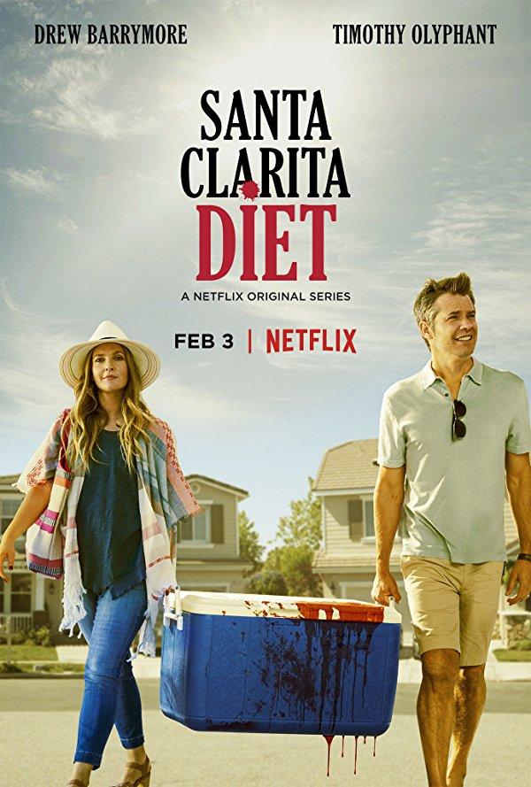 Netflix Serie - Santa Clarita Diet - Nu op Netflix