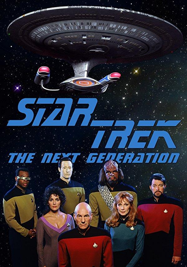 Netflix Serie - Star Trek: The Next Generation - Nu op Netflix