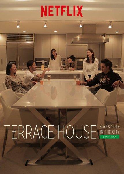 Netflix Serie - Terrace House - Nu op Netflix