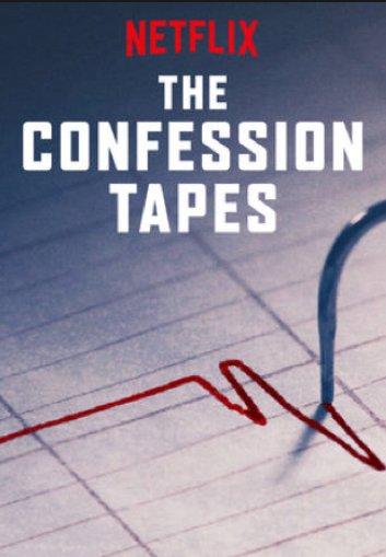 Netflix Serie - The Confession Tapes - Nu op Netflix