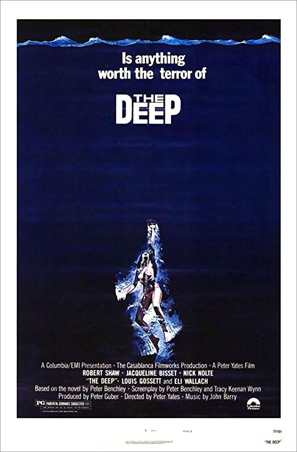 Netflix Serie - The Deep - Nu op Netflix