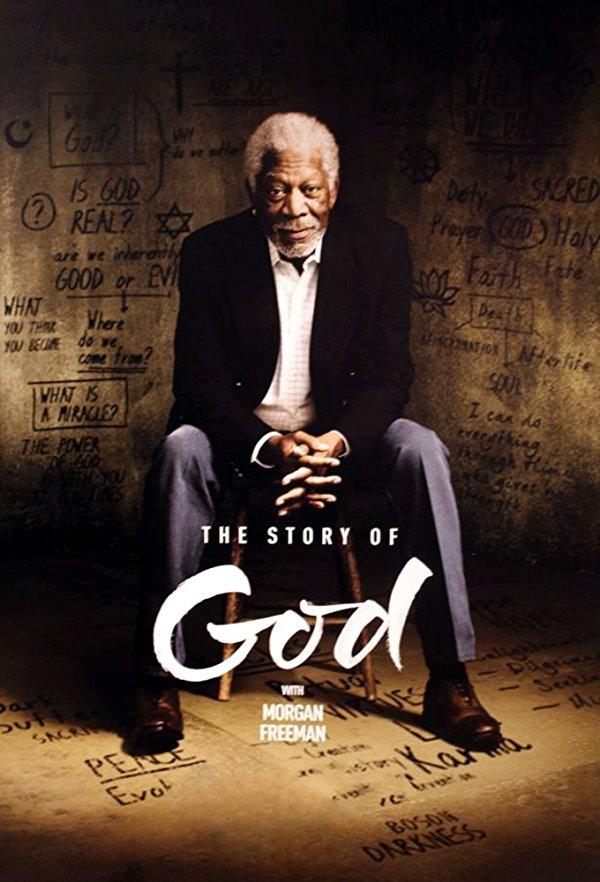 Netflix Serie - The Story of God with Morgan Freeman - Nu op Netflix