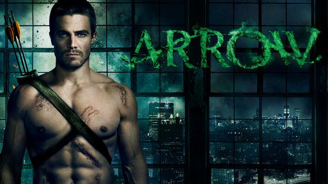 Netflix Serie - Arrow - Nu op Netflix