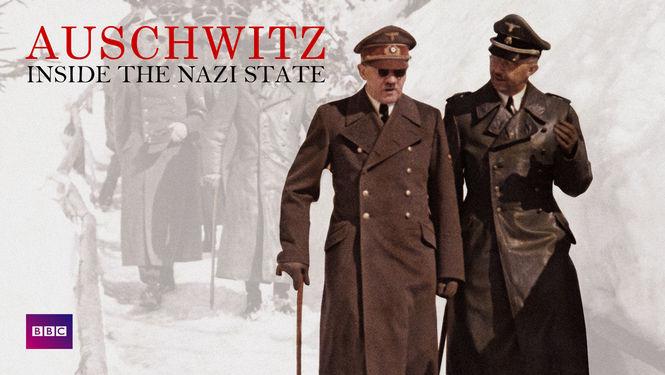 Netflix Serie - Auschwitz: Inside the Nazi State - Nu op Netflix