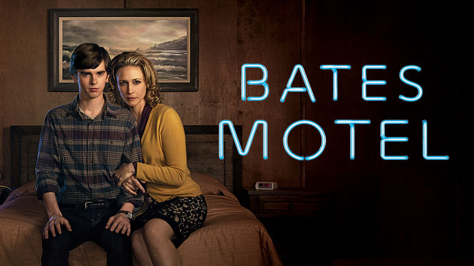 Netflix Serie - Bates Motel - Nu op Netflix
