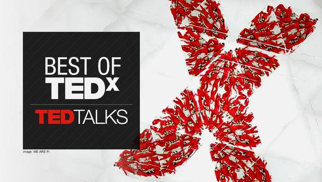 Netflix Serie - Best of TEDx - Nu op Netflix