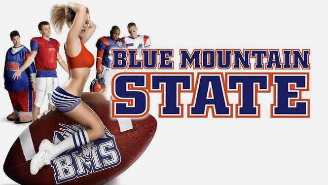 Netflix Serie - Blue Mountain State - Nu op Netflix