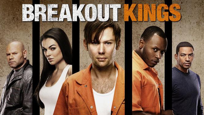 Netflix Serie - Breakout Kings - Nu op Netflix
