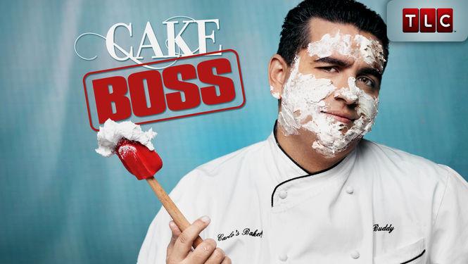 Netflix Serie - Cake Boss - Nu op Netflix