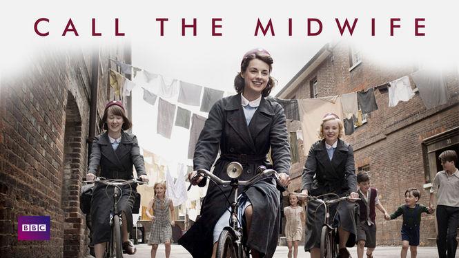 Netflix Serie - Call the Midwife - Nu op Netflix