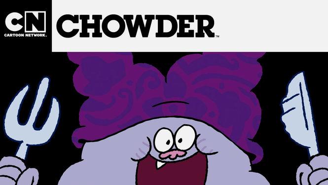 Netflix Serie - Chowder - Nu op Netflix