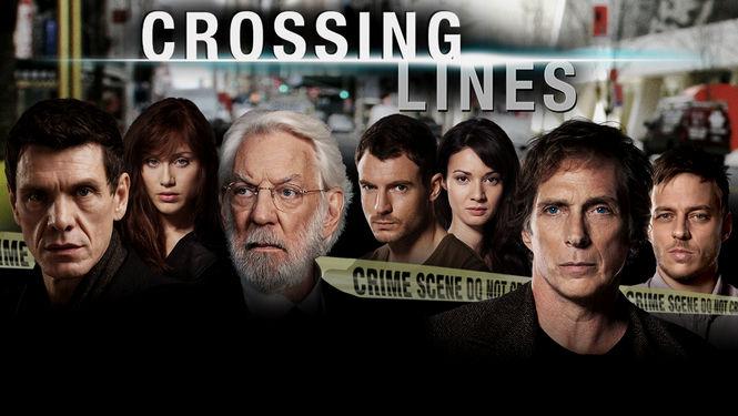 Netflix Serie - Crossing Lines - Nu op Netflix