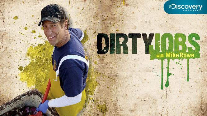 Netflix Serie - Dirty Jobs - Nu op Netflix