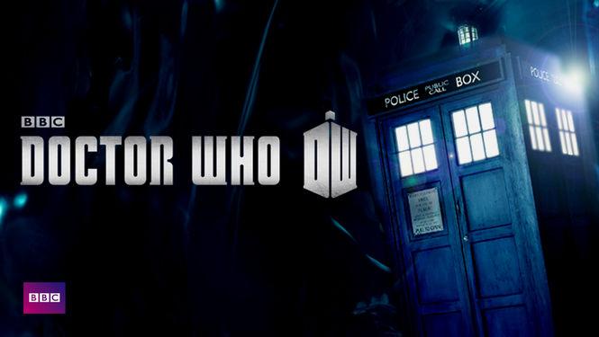 Netflix Serie - Doctor Who - Nu op Netflix