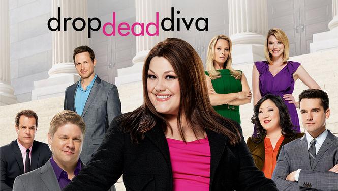 Netflix Serie - Drop Dead Diva - Nu op Netflix