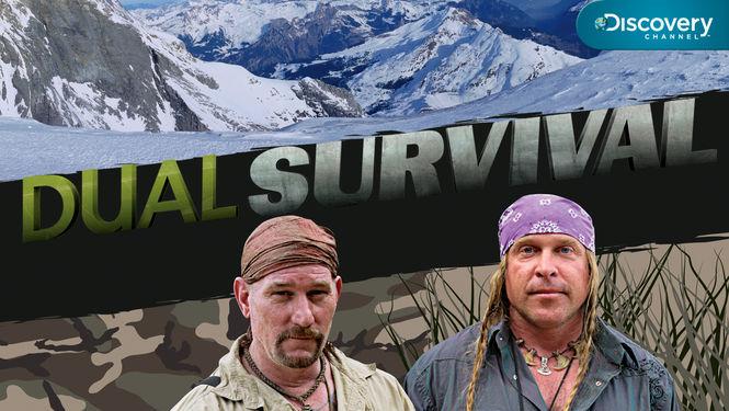 Netflix Serie - Dual Survival - Nu op Netflix