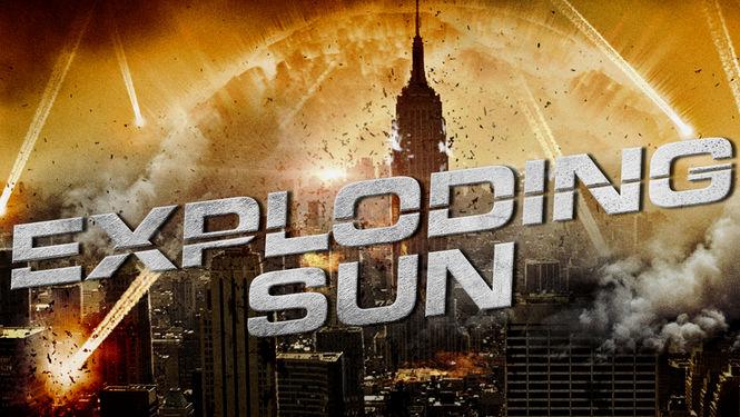 Netflix Serie - Exploding Sun - Nu op Netflix