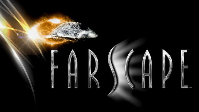 Netflix Serie - Farscape - Nu op Netflix